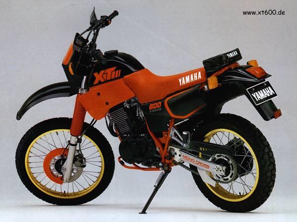 Yamaha Tw Bike Photos