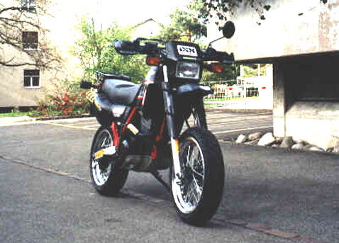 Yamaha Super Tenere Wheels