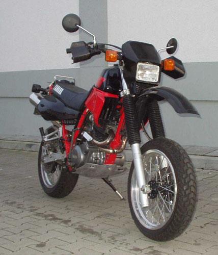 Xt Yamaha Motard