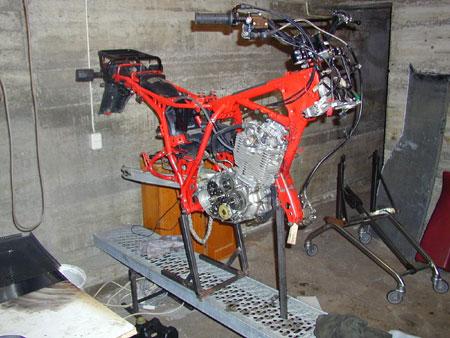 Yamaha Raptor  Carburetor Specs