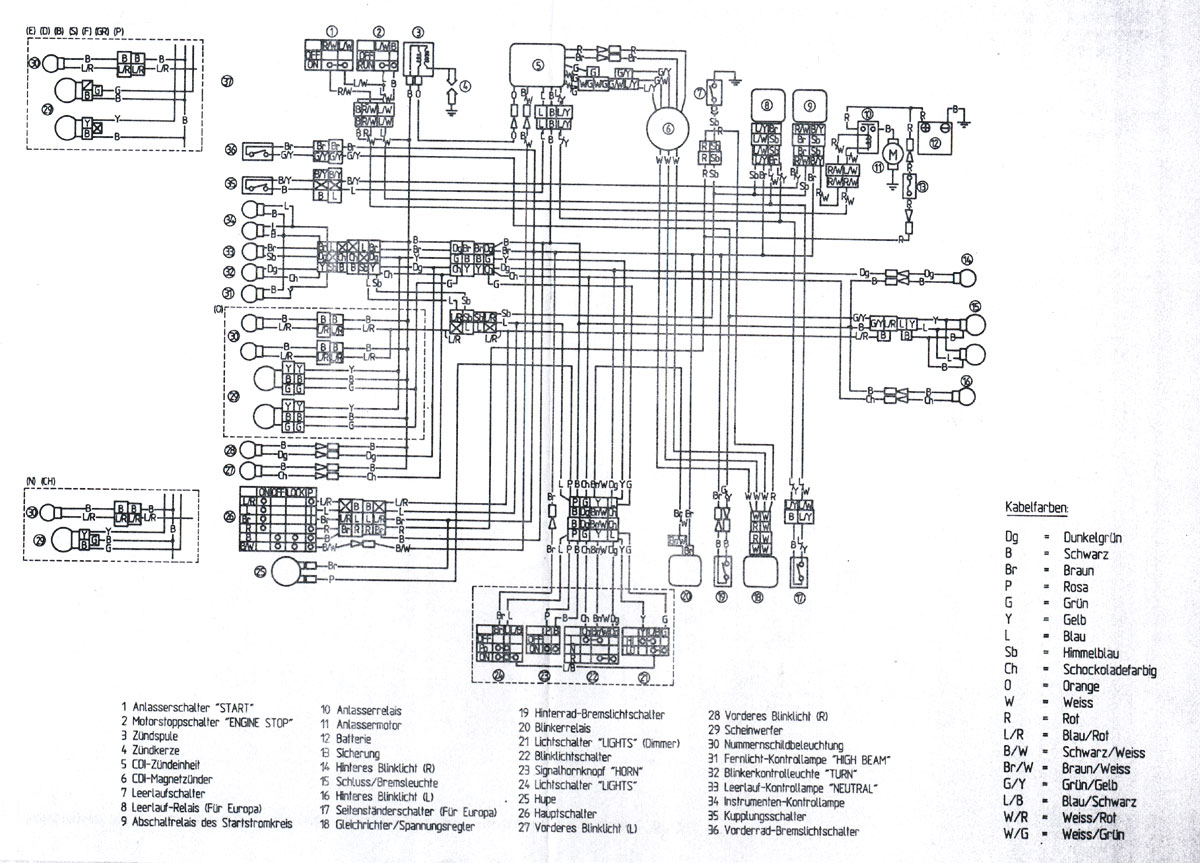 Xt 600 Wiring Diagram - Wiring Diagram Review Xt Wiring Diagram on